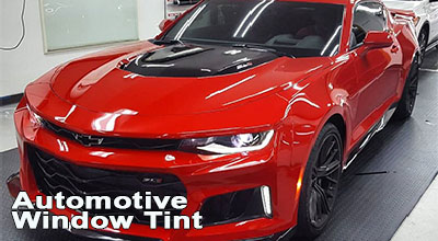 Glass Tiger Automotive and Car Window Tinting Films.